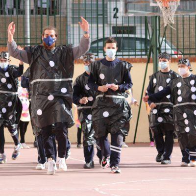 Colegio tao carnaval 2