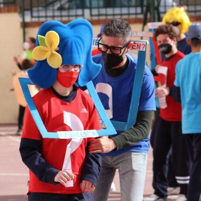 Colegio tao carnaval