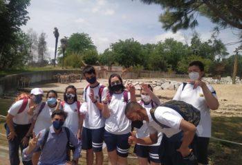 Visita al Zoo Colegio Tao 3
